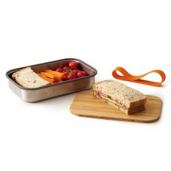 sustainable reusable salad sandwich box primary image by black and blum