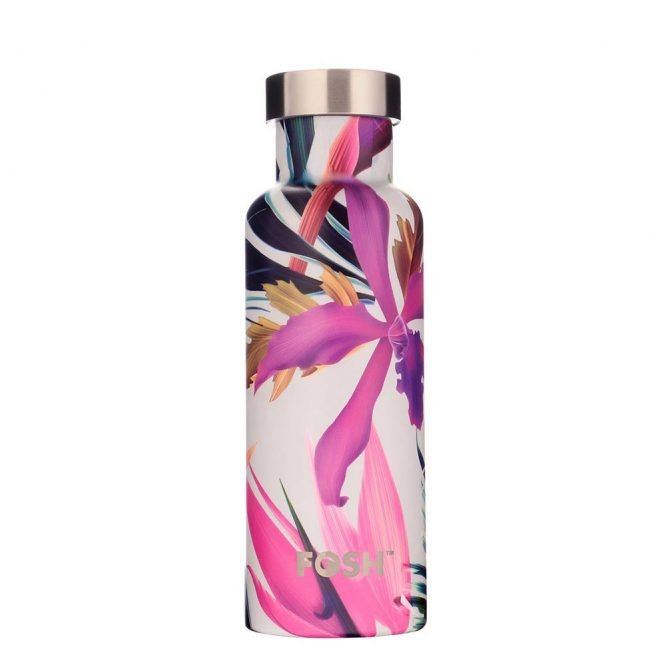 reusable stainless steel water bottle for sustainable living