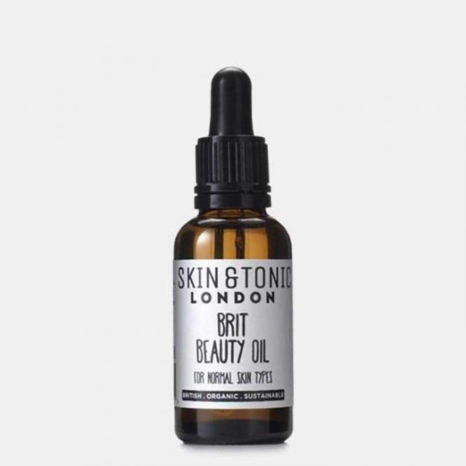 skin and tonic brit beauty facial oil