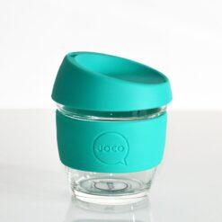 mint green joco cup 8oz