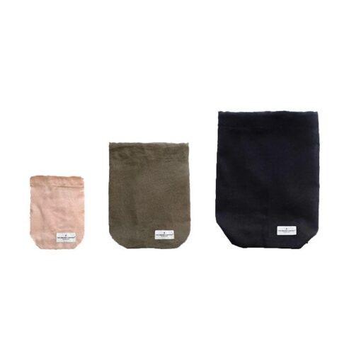 organic large reusable cotton bag