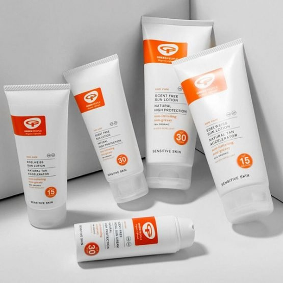 Organic Sun Cream