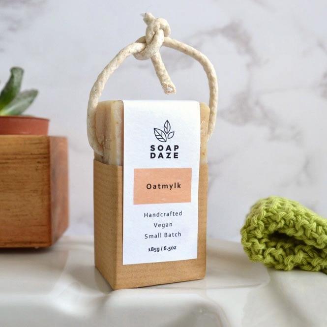 natural vegan soap bar extra large