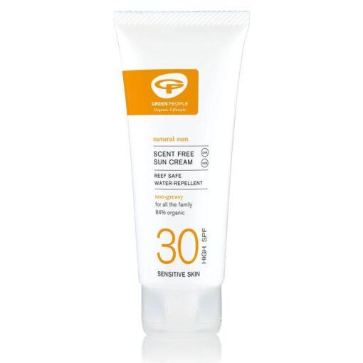organic sun lotion spf30