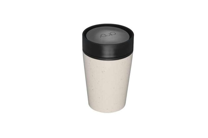 eco friendly coffee cup by rcup
