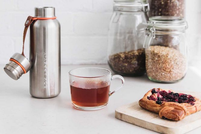 stainless steel water bottles for hot drinks
