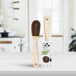 eco friendly dish brush made from coconut husk