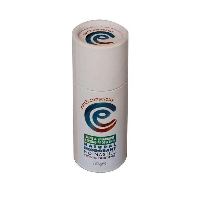 100% natural deodorant stick maximum protection