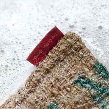 eco friendly and plastic free cleaning cloth sponge