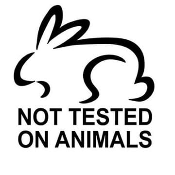 100% cruelty free no greenwashing