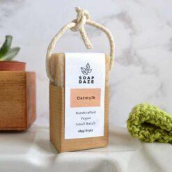 Natural Soap & Scrubs