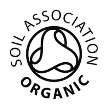 benefits of organic skincare and green beauty logo