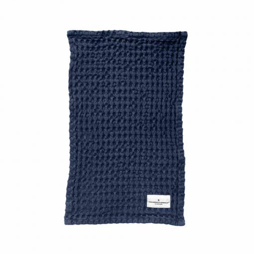 multipurpose wash cloth in dark blue