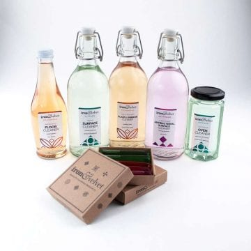 eco friendly cleaning products for the whole home