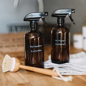 eco friendly cleaning products for home