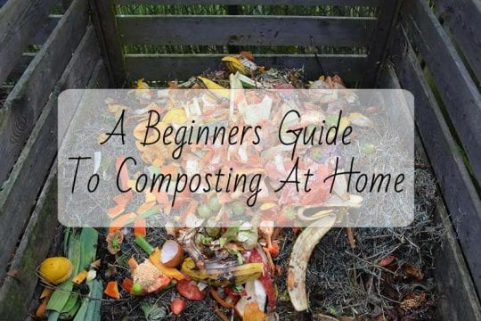 composting at home required tools