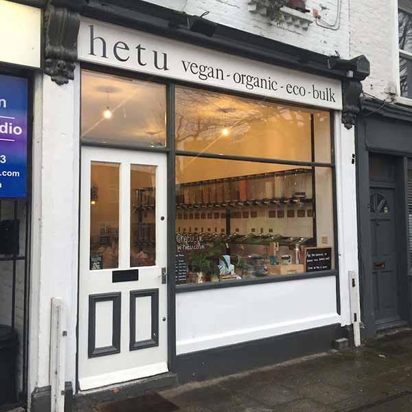 best bulk food shops london