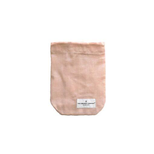 certified organic cotton bag for zero waste living