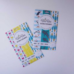 beeswax wraps plastic free alternative to clingfilm