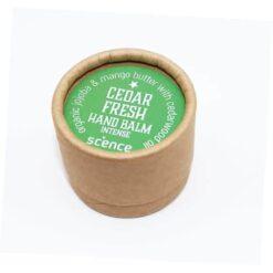 natural hand moisturiser balm by scence