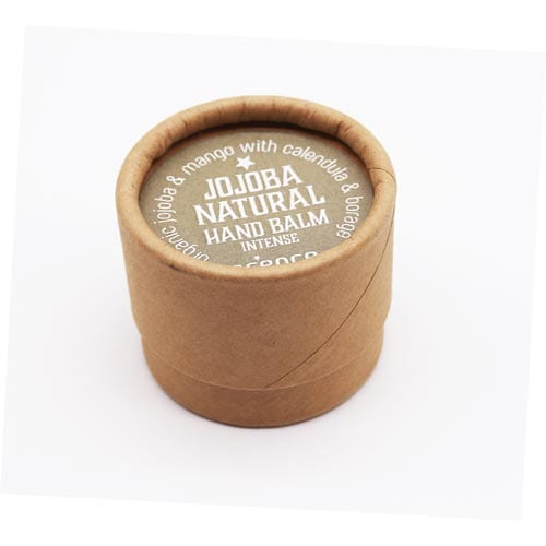 natural scent hand moisturiser balm sustainably packaged