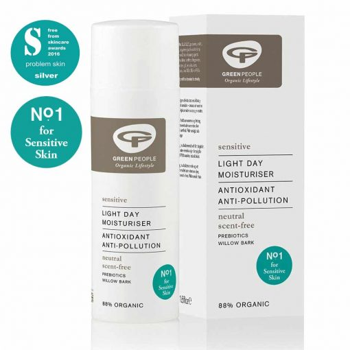 light day moisturiser for sensitive skin
