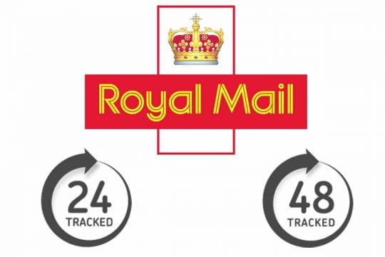 tracked delivery by royal mail