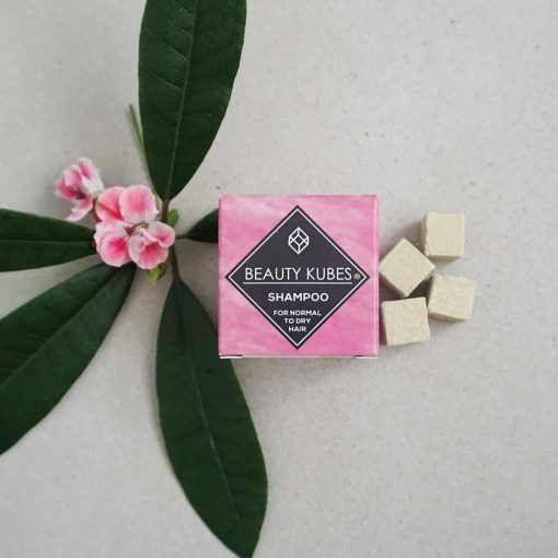 beauty kubes shampoo cubes for normal hair
