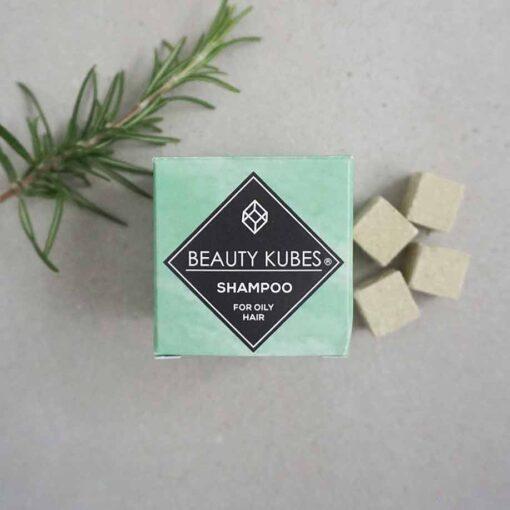 beauty kubes plastic free shampoo