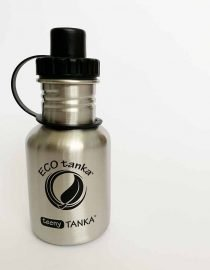 sports cap bottle 330ml eco tanka