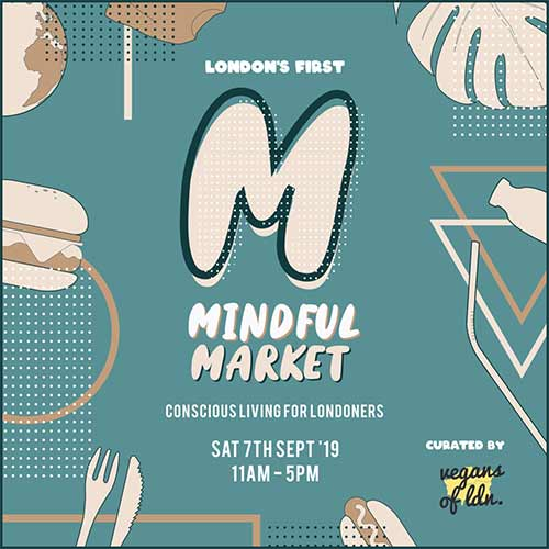 londons first mindful market square poster
