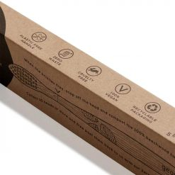 cardboard box for wooden toothbrush