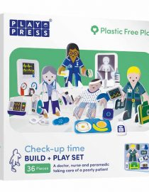 doctors and nurses play set