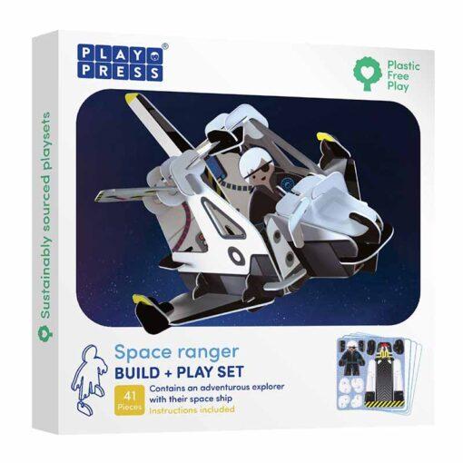 space ranger toy set