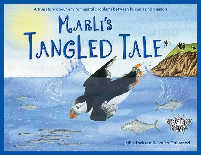 environmental children's book series marlis tangled tale