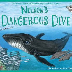nelsons dangerous dive environmental children's book series
