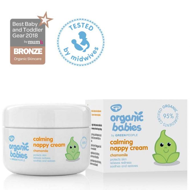 organic nappy cream