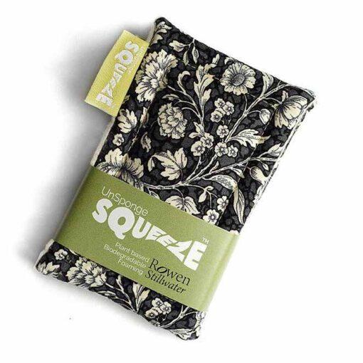black leaf plastic free sponge twin pack