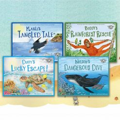 environmental children's book series
