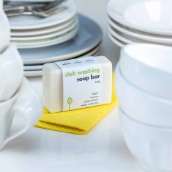 dish washing soap bar by ecoliving