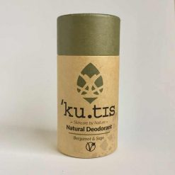 eco friendly deodoant bergamot scented vegan deodorant