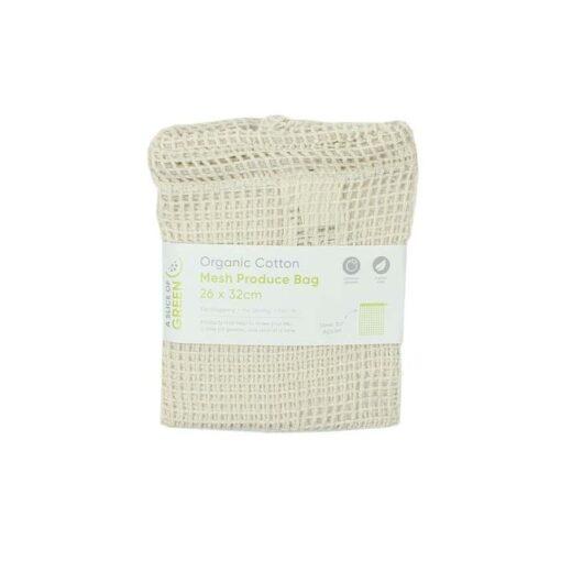 Cotton Mesh Produce Bagsin cardboard packaging
