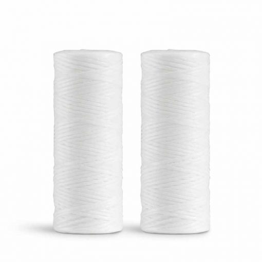 twin pack natural floss refill