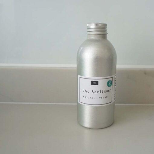 natural hand sanitiser refill