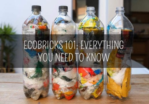 What Are Ecobricks 101