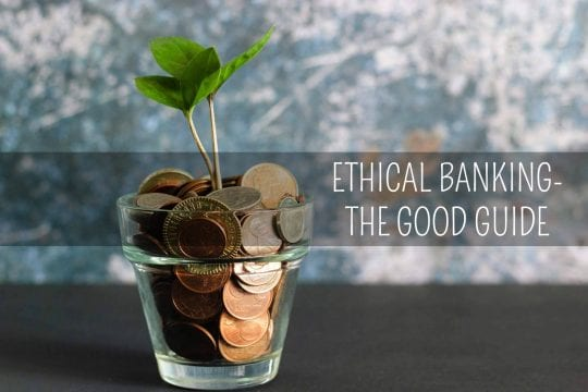 ethical banking and how to do sustainable banking