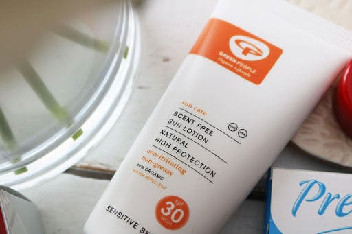 green people chemical sunscreen