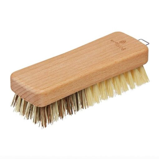 sustainable vegetable brush