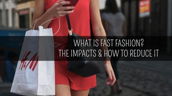 what is fast fashion blog image