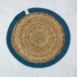 denim tablemat